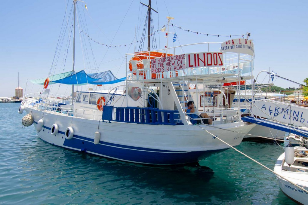 Rhodes Sea Cruises